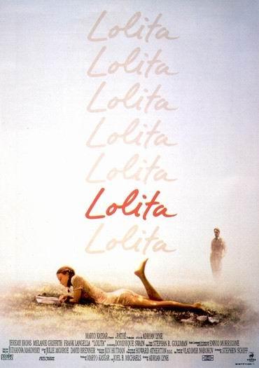 Lolita (1997) poster
